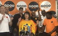 Patricia de Lille unveiled the interim national leadership committee of her new political party 'Good,' on Sunday 20 January 2019. Picture: Lindsay Dentlinger/EWN
