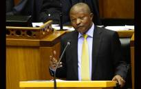 FILE: Deputy President David Mabuza answering questions from Members of Parliament in the National Assembly. Picture: GCIS.