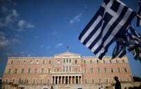 FILE: The Greek Parliament in Athens in July 2015. Picture: AFP.