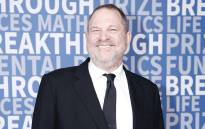 Film Producer Harvey Weinstein attends the 2017 Breakthrough Prize at NASA Ames Research Centre on 4 December 2016 in Mountain View. Picture: AFP.