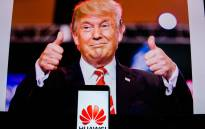 Donald Trump Huawei 123rf 123rfbusiness