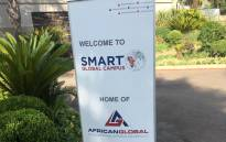 A general view of the African Global Group offices in Krugersdorp. Picture: Kgomotso Modise/EWN