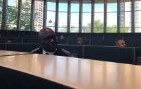 FILE: Johannesburg Metro Police chief David Tembe. Picture: Mia Lindeque/EWN