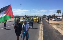 FILE: They are protesting against gangsterism, drugs and crime. Picture: Xolani Koyana/EWN.