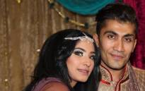 FILE: Limpopo businessman, Rameez Patel (right), is accused of murdering his wife Fatima (left). Picture: Facebook