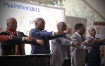 Government launches celebrations of Youth Month at Hector Pieterson Memorial.Picture : Kgothatso Mogale/EWN