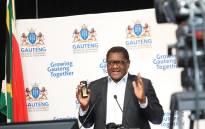 FILE: Gauteng Premier David Makhura. Picture: @GautengProvince/Twitter