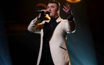 FILE: Sam Smith performs at The Apollo Theater on 17 June, 2014 in New York City. Picture: AFP.