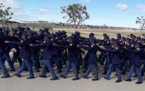 FILE: About 3,500 constables graduated at parades throughout South Africa. Picture: SAPS.