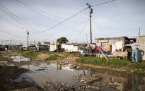FILE: Many people were affected by flooding from Sweet Home Farm in Philippi, and informal settlement in Cape Town. Picture: Thomas Holder/EWN
