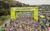 Organisers say 21,000 runners have participated in this year's 42 km, 21 km and 10 km races. Picture: Nike.