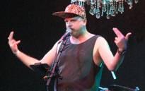 South African rap artist Jack Parow. Picture: EWN.