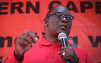 FILE: Zwelinzima Vavi addresses workers at a Saftu rally in Cape Town. Picture: Bertram Malgas/EWN