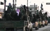 FILE: Islamic militants have now declared a caliphate straddling Iraq and Syria. Picture: Supplied