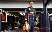 Red Bull driver Alexander Albon. Picture: @redbullracing/Twitter