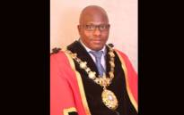 FILE: Ousted Sol Plaatje Municipality Mayor Mangaliso Matika. Picture: Solplaatje.org.za.