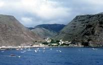 Jamestown, the capital of St Helena Island. Picture: Wikipedia.