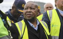 Transport Minister Blade Nzimande. Picture: Cindy Archillies/EWN