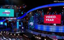 The BET awards 2016.Picture: Screengrab/CNN