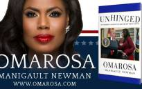 Former White House aide Omarosa Manigault Newman. Picture: @OFFICIALOMAROSA/Facebook.com.