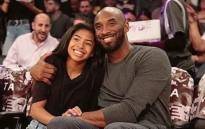 Kobe and Gianna Bryant. Picture: Instagram/vanessabryant