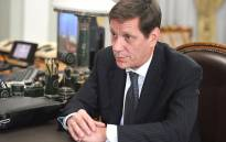 President of the Russian Olympic Committee Alexander Zhukov. Picture: en.kremlin.ru
