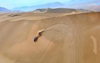 FILE: Dakar Rally gets underway on 6 January. Picture: @Dakar/Facebook.com.