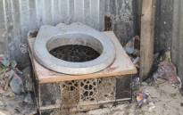 FILE: A pit toilet. Picture: EWN