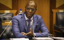 Eskom executive Matshela Koko testifying before the parliamentary inquiry into state capture at Eskom on 24 January 2018. Picture: Cindy Archillies/EWN