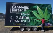 The Cannabis Expo in Cape Town. Picture: @thecannabisexpo/twitter