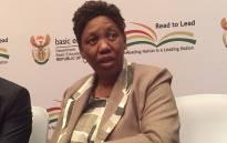 FILE: Basic Education Minister Angie Motshekga. Picture: EWN.