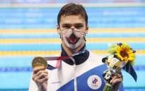 Russian swimmer Evgeny Rylov. Picture: @Olympics/Twitter.