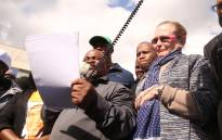 Khayelitsha residents took to the streets of Cape Town to stand up against the increase in crimes targeting schools in the area. Picture: Bertram Malgas/EWN