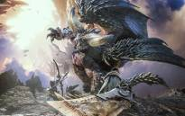 A scene from Monster Hunter. Picture: Twitter/@monsterhunter
