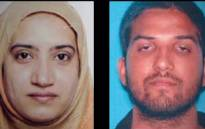 FILE: Isis claims the shooters behind Wednesday's deadly attack in California were supporters of the terrorist group. Picture: Screengrab/CNN.