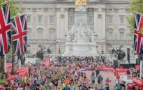 FILE: London Marathon participants. Picture: @LondonMarathon.