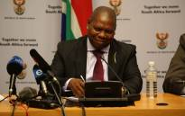 FILE: Cooperative Governance and Traditional Affairs Minister Zweli Mkhize. Picture: Cindy Archillies/EWN.
