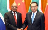 President Jacob Zuma with China Premier Li Keqiang at the Great Hall of the People in the People's Republic of China on 4 December 2014. Picture: GCIS.