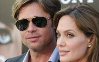 FILE: Brad Pitt and Angelina Jolie. Picture: AFP