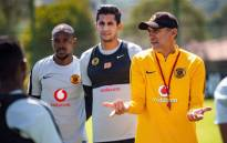 Kaizer Chiefs coach Giovanni Solinas during a training session at the club's headquarters in Naturena. Picture: @KaizerChiefs/Twitter.