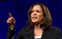 FILE: US Vice President Kamala Harris. Picture: 123rf.com