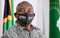 President Cyril Ramaphosa speaks at 2021 Youth day commemorations in Pietermaritzburg on 16 June 2021. Picture: GCIS.