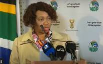 Basic Education Minister Angie Motshekga gave an update on her department's preparedness for the next phase of teaching and learning on Saturday, 24 July 2021. Picture: Screengrab