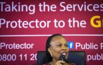 FILE: Public Protector Busisiwe Mkhwebane. Picture: Thomas Holder/EWN.