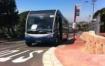 FILE: A Cape Town MyCiTi bus. Picture: EWN.