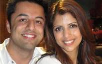 FILE: Shrien and Anni Dewani were on their honeymoon in South Africa when she was killed after being hijacked in Gugulethu. Picture: Supplied.