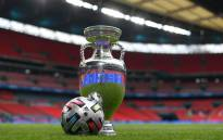 England and Italy faceoff in the Euro 2020 finals held at Wembley Stadium on Sunday, 11 July 2021. Picture: Twitter/@EURO2020