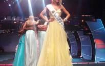 Miss SA Melinda Bam