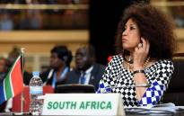 FILE: Minister of International Relations and Cooperation Lindiwe Sisulu attends meeting of the 18th Extraordinary Session of the Executive Council in Kigali, Rwanda, on 18 March 2018. Picture: GCIS
