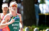 South African triathlete Richard Murray. Picture: Sascoc.